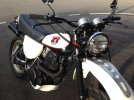 Restauration Yamaha XT 500 XT500